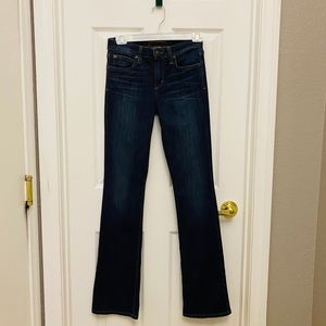 Joe's Jeans the Icon Mid Rose Bootcut Sz 26 NWT